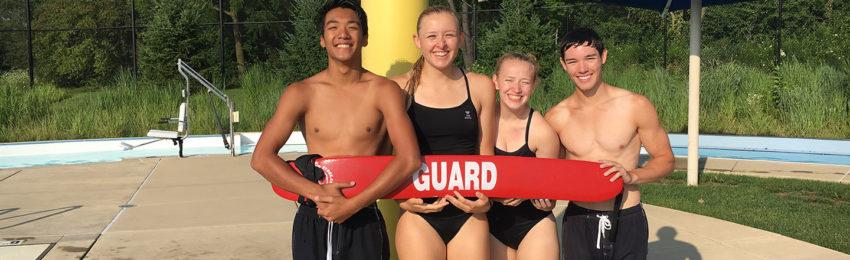 Bartlett Aquatic Center Lifeguards