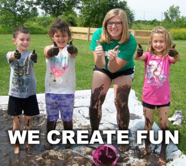 We Create Fun