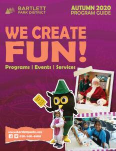 Autumn 2020 Program Guide Cover